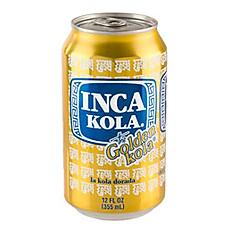 Inca Cola Can of Soda