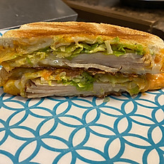 Pavo, Queso (Turkey, Cheese)