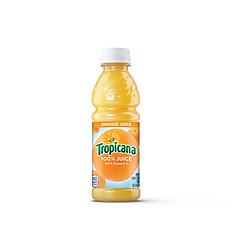 Tropicana Orange Juice Bottle