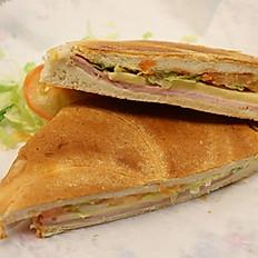 Jamon, Queso (Ham, Cheese)