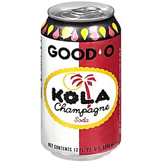 Kola Champagne Can of Soda