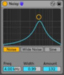 Audio Recording Four Secondary Saturatio