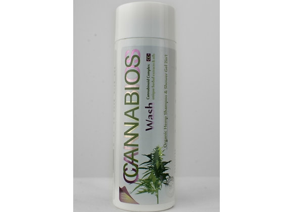 Shampoing & Gel Douche Cannabidiol (CBD) 100ml
