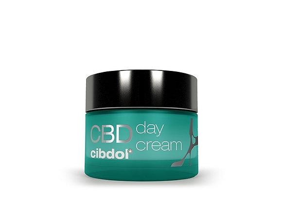 Crème de Jour CIBDOL SPF 15 au CBD