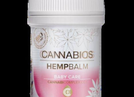 Baume Cannabios Baby Care 100% bio 50ml