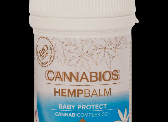 Baume Cannabios Baby Protect 100% bio 50ml