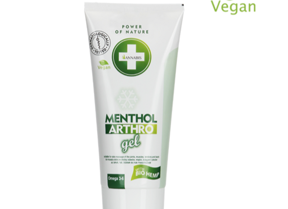 Annabis Menthol Hemp Gel 200ml