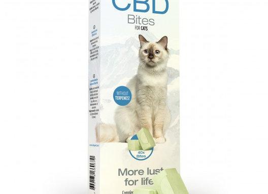 Bouchées au CBD pour chats Cibapet