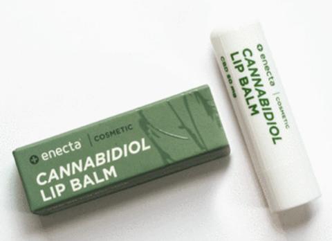 Baume à lèvres CBD Enecta