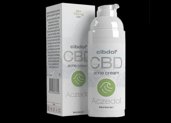Hydradol crème hydratante de Cibdol 100mg CBD 50ml