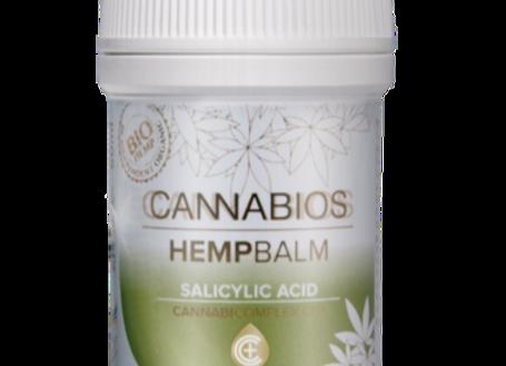Baume Cannabios Salicylic Acid 100% bio 50ml