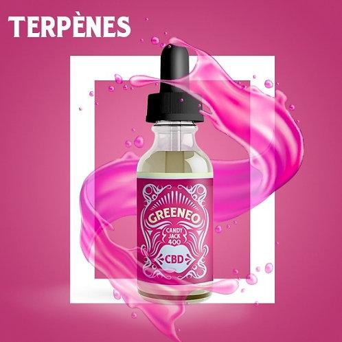 Greeneo Candy Jack E-Liquide avec CBD et Terpènes 50mg