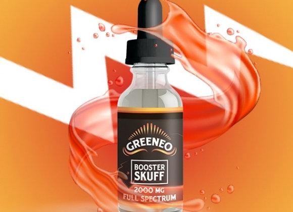Greeneo Booster Skuff  E-Liquide Booster CBD 1000mg