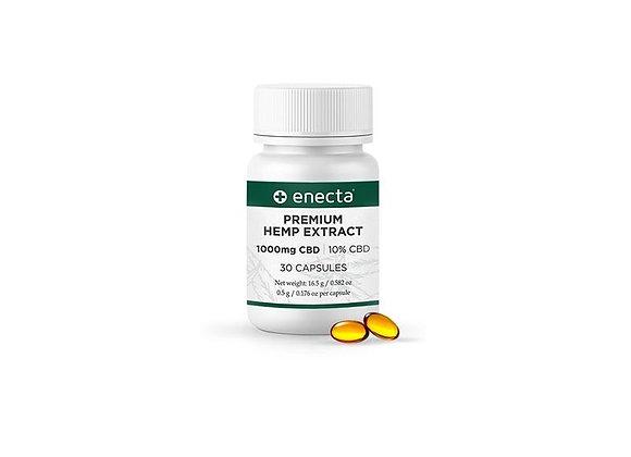 Enecta Boite de 30 capsules de 33,6 mg de CBD (1000 mg de Cannabidiol)