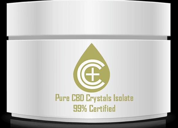 Pure CBD Crystals 99.6% 500mg