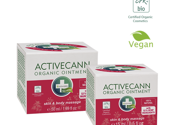 Annabis Activecann Baume organique 15ml