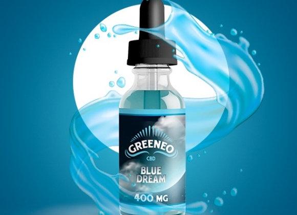 Greeneo Blue Dream E-Liquide avec CBD et Terpènes 50mg