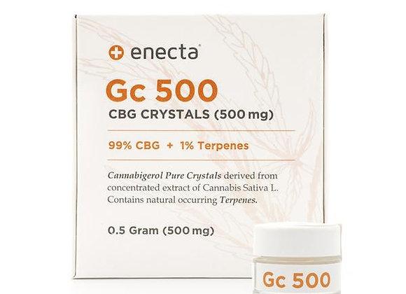 Cristal de CBG GC500 Enecta
