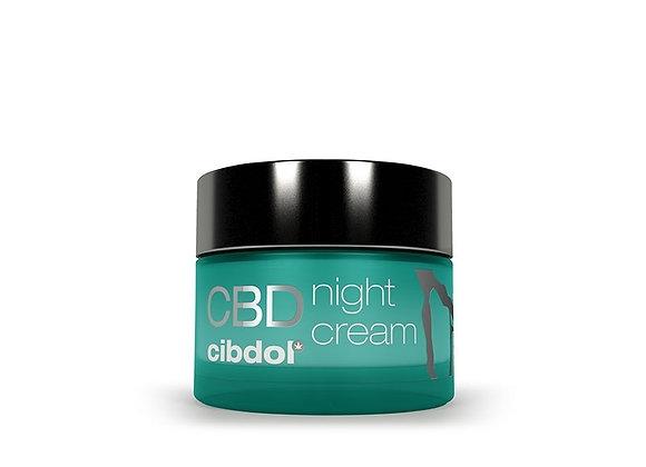Crème de nuit CIBDOL au CBD