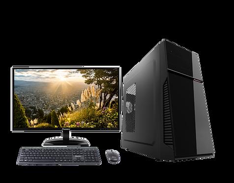 """Janus AMD Ryzen 3-3200G, Ram 8Gb, Disco 240GB, Monitor Janus 24"""""""