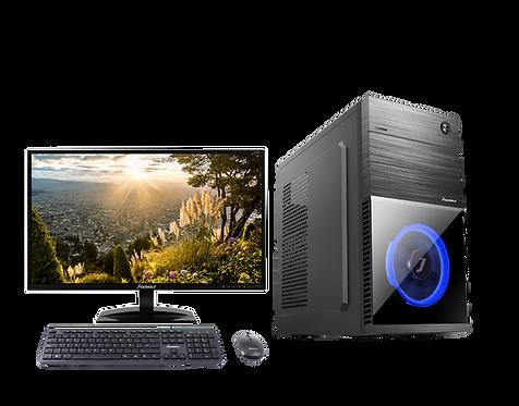 """Janus Intel Core i7 9700 3,0Ghz, Ram 8Gb, Disco 240GB, Monitor Janus 24"""""""