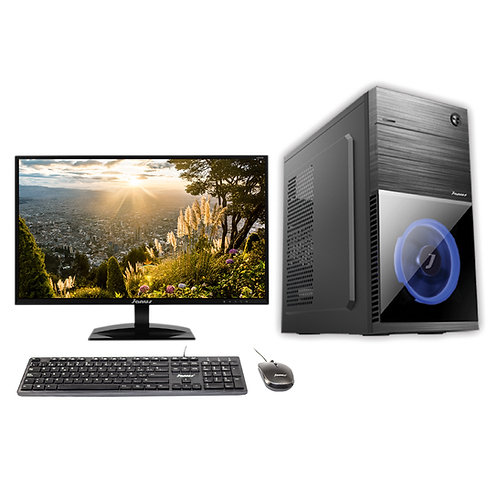 Janus Intel Core i5 9400 2.9Ghz Ram 8Gb, Disco 1TB, Monitor Janus 24""
