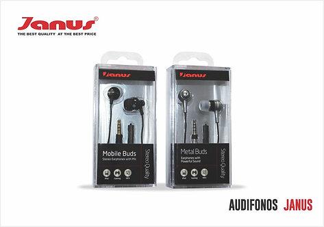 Audifonos Janus