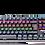 Thumbnail: Combo Teclado y Mouse Janus Gamer Mecanico Aluminio