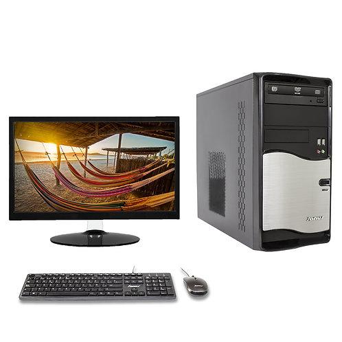 """Janus Intel Celeron N4000, RAM 4Gb, Disco 240GB, Monitor Janus 20"""""""
