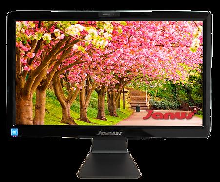 Janus Todo en Uno LED 21,5 FULL HD, Intel Celeron Dual Core FB RAM 4Gb Disco 1TB