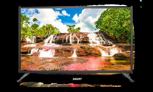 "MONITOR - TV LED 50"" 4K, SMART, RESOLUCION 3840 x 2160 UHD, 8GB ROM"
