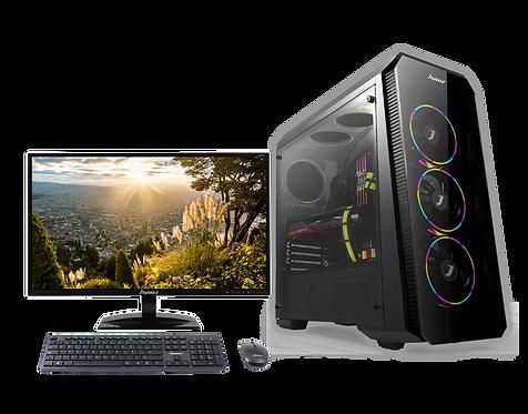 Janus Intel Core i7 10700F 2,9Ghz, Ram 8GB RGB, Disco 240GB, Monitor Ja