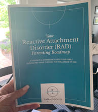 Your Reactive Attachment Disorder  Parenting Roadmap is ready. All we  need is you.