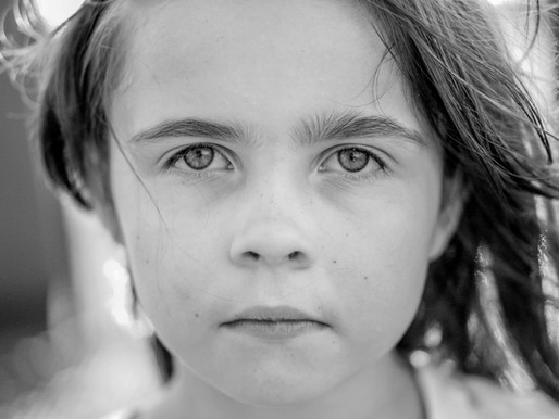 What PTSD looks like in kids with siblings with reactive attachment disorder
