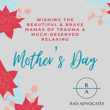 Happy Mamas of Trauma Day
