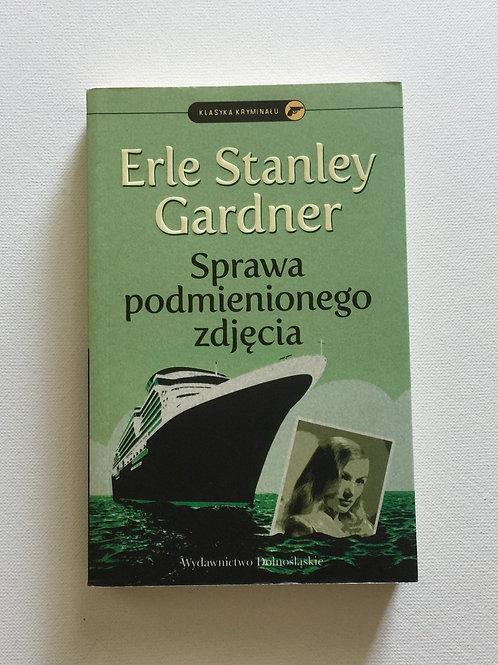 SPRAWA PODMIENIONEGO ZDJECIA Gardner Erle Stanley