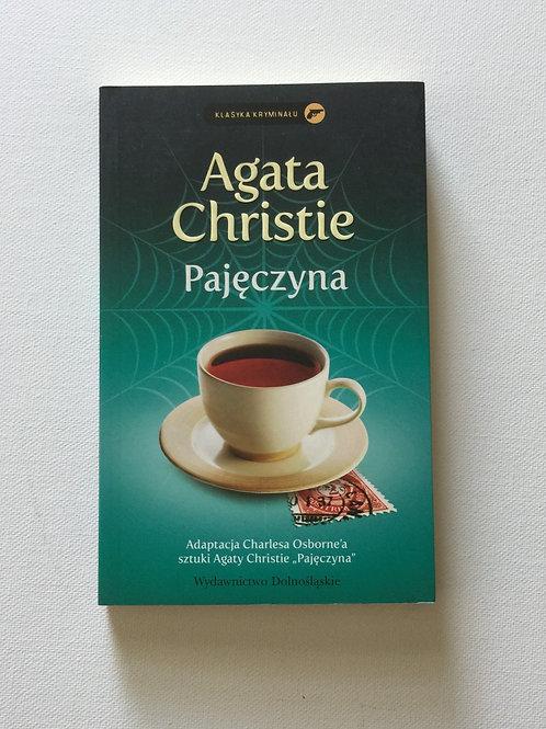 PAJECZYNA Agatha Christie 2010