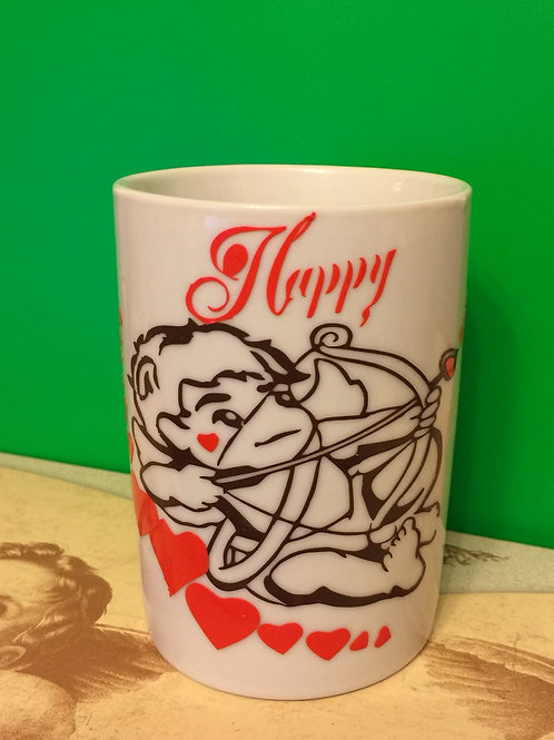 CUPID 2 HAPPY VALENTINE'S DAY Decorated Coffee Mug