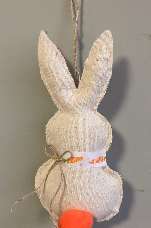 HANGING EASTER BUNNY 2 Medium (MU-12)