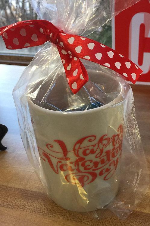 HAPPY VALENTINE'S DAY Decorated Coffee Mug