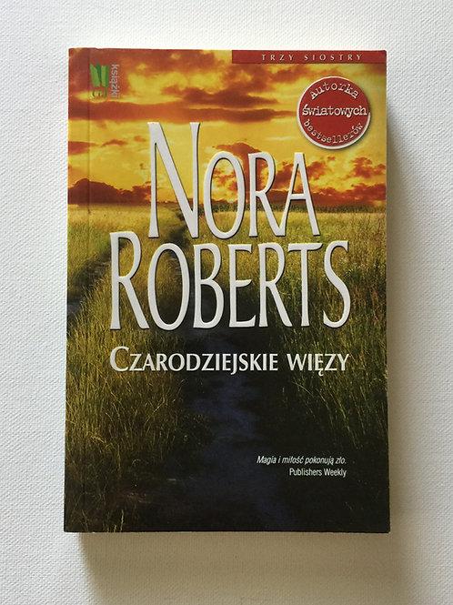 CZARODZIEJSKIE WIEZY Nora Roberts