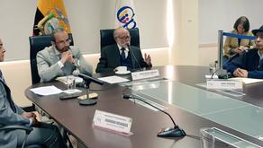 Julio César Trujillo inicia travesía para eliminar el CPCCS
