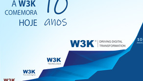 W3K comemora 10 anos de empresa