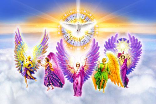 Divine Soul Healing Meditation (July 2020)