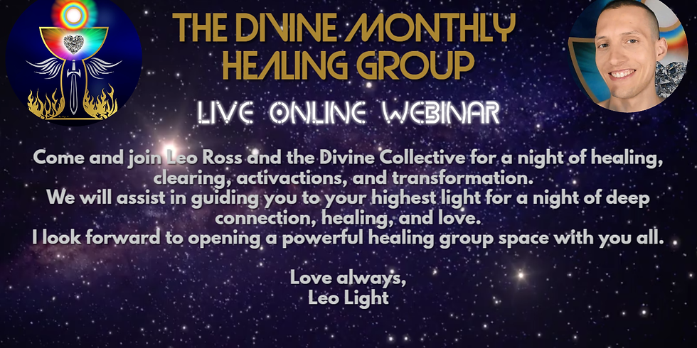 The Divine Monthly Group (TDMG) April 17th 2021 (Link is in Email)