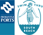 Swim Thru Logo switched around plus freo