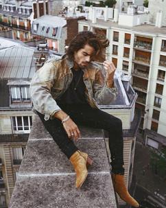 Rooftop shooting with the bro _iamrenanp