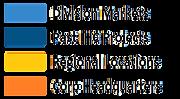 IHC Regional Map Key