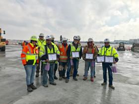 IHC Receives Safety Award for Silica Awareness Program at Denver International Airport, Colorado