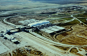 Denver Inernational Airport
